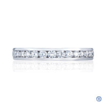 Tacori Dantela Diamond Wedding Band