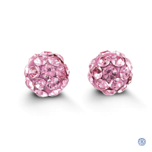 Baby Bella 10kt Cluster Stud Earrings