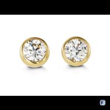 Baby Bella 14kt Gold Stud Earrings