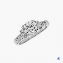 Tacori Platinum 1.20ct Diamond Engagement Ring