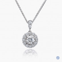 Christopher Designs Diamond Pendant & Chain