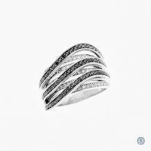 10kt white gold diamond ring