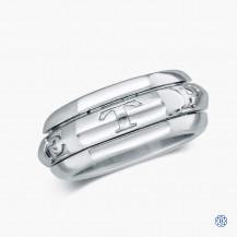Piaget 18k White Gold Ring