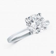 Swarovski 2.30cts Lab Grown Diamond Engagement Ring