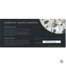 Swarovski 1.20ct Pear Lab Grown Diamond