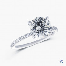 14k white gold 1.93ct Diamond Engagement Ring