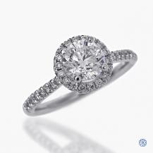 14kt White Gold 1.20ct Diamond Engagement Ring