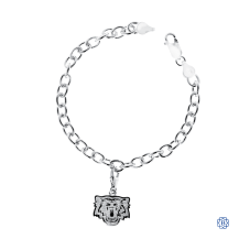 Hamilton Tiger-Cats Charm Bracelet With Charm