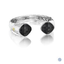 Tacori 18K925 Black Onyx Bangle