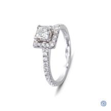 Noam Carver 14kt white gold Diamond Engagement ring