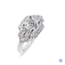 18kt White Gold Diamond Grace Bridal Ring