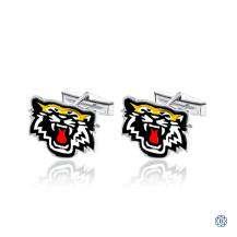 Hamilton Tiger-Cats Enamel Cufflinks