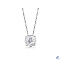 14kt Diamond Pendant Necklace