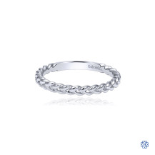 Gabriel & Co. 14kt White Gold Knuckle Ring