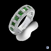 Simon G. Fashion Emerald Ring