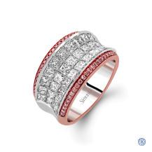 Simon G Diamond ring