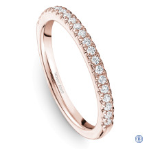 Noam Carver Diamond Wedding Band