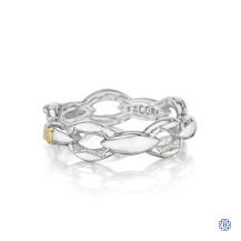 Tacori 18k925 The Ivy Lane Ring
