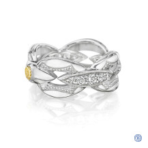 Tacori 18k925 The Ivy Lane Ring