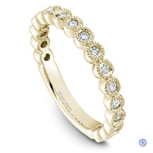 Noam Carver Stackable Ring-14kt Gold-Yellow