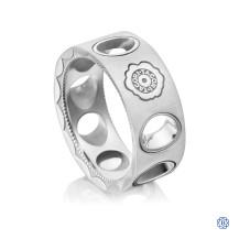 Tacori Monterey Men's Silver Ring