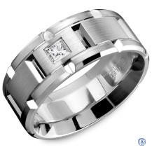 Carlex Gold with Diamond Wedding Band