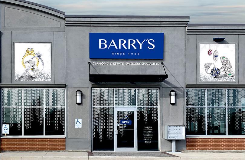 Barry's Burlington Location