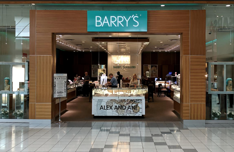 Barry's Burlington Location