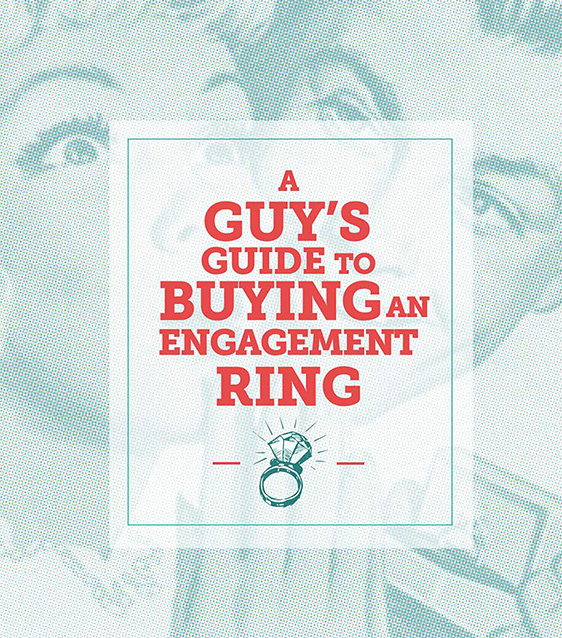 A guys guide to buying an engagement ring