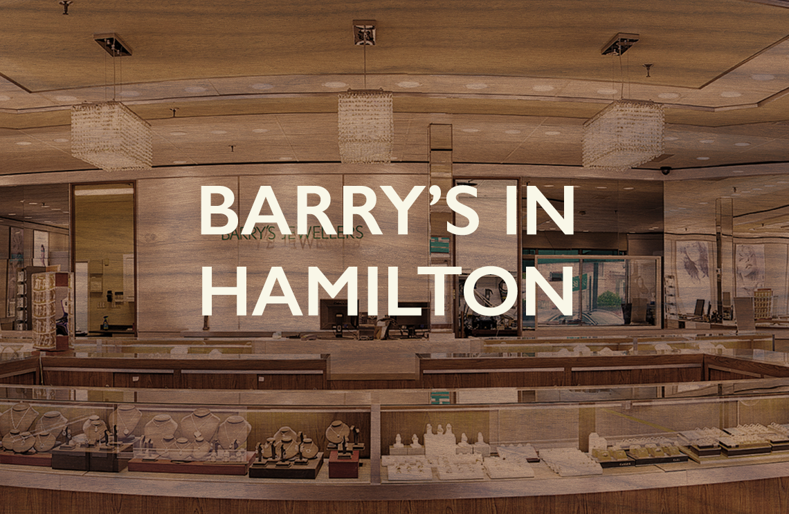 Barry's Hamilton Location